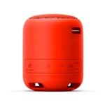 Sony SRSXB12  Bluetooth Rojo Inalámbrico  Altavoz