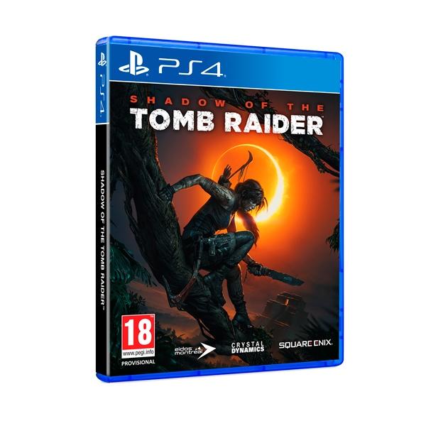 Sony PS4 Shadow of the Tomb Raider  Videojuego
