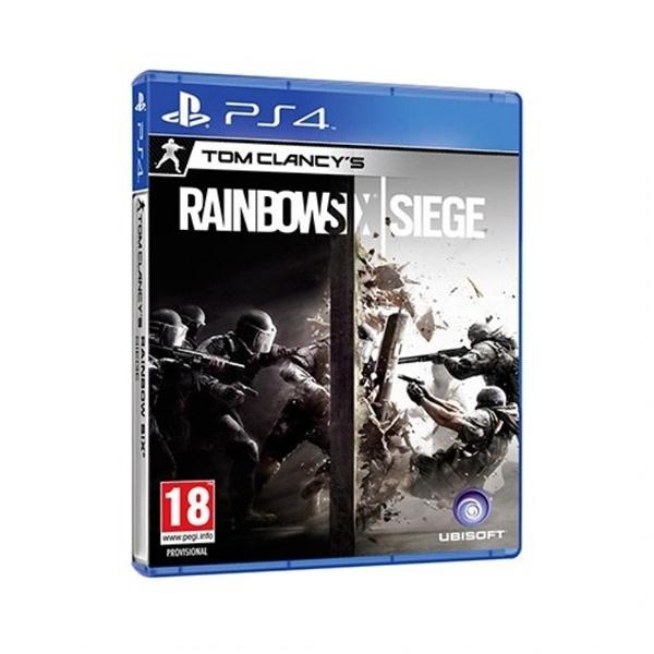 Sony PS4 Tom Clancy Rainbow Six Siege – Videojuego