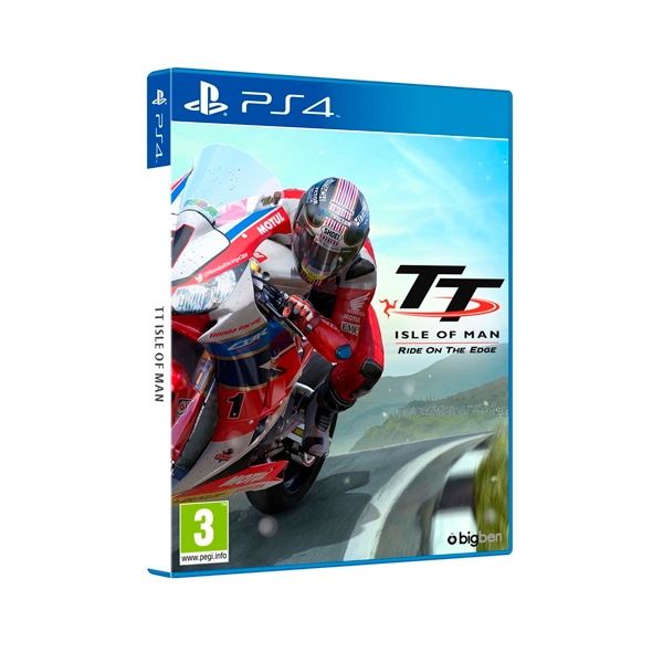 Sony PS4 TT Isle of Man - Videojuego