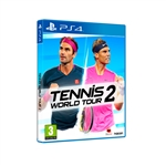 Sony PS4 Tennis World Tour 2 � Videojuego