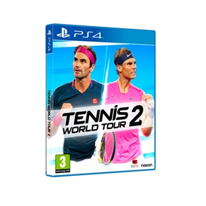 Sony PS4 Tennis World Tour 2  Videojuego