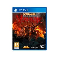 Sony PS4 Warhammer The end times Vermintide  Videojuego