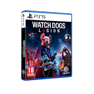 Sony PS5  Watch Dogs Legion PS5  Videojuego