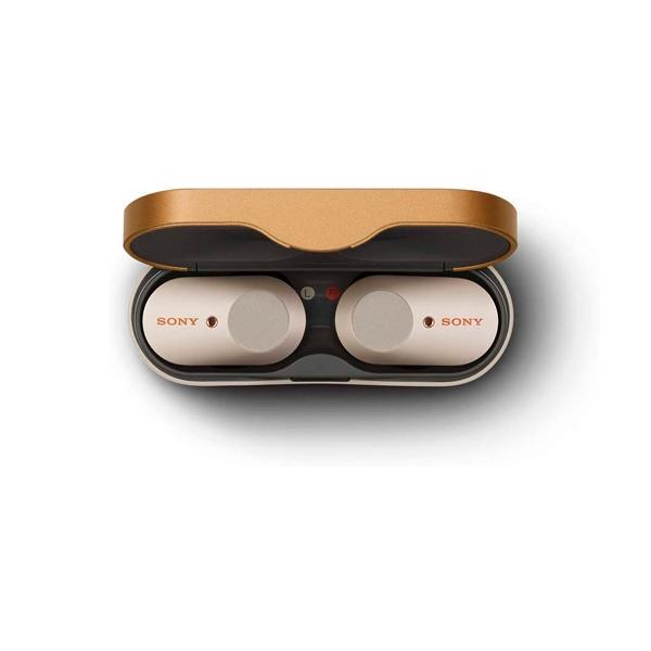 Sony WF1000XM3 Bluetooth NFC Plata  Auricular