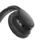 Sony WHCH700N Bluetooth Negro  Auriculares Inalmbricos