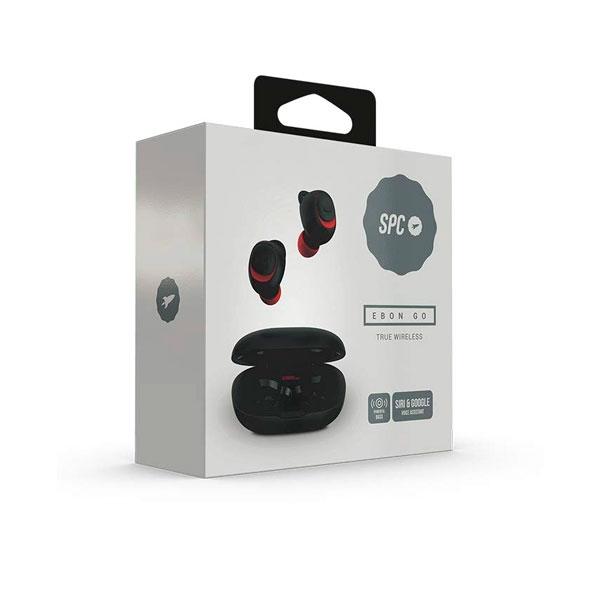 SPC Ebon Negro  Auriculares Bluetooth