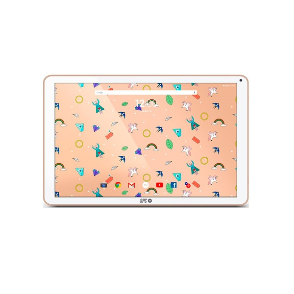 SPC HEAVEN 10.1 QC A53 2GB 8GB  Android 7 Dorado - Tablet