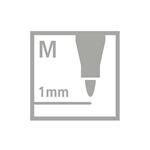 Stabilo Estuche 25 rotuladores Pen 68 Rollerset
