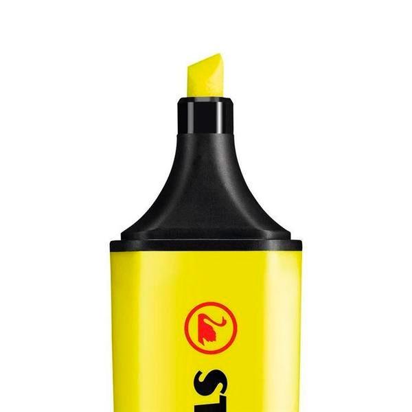 Marcador Fluorescente Stabilo Boss color Amarillo