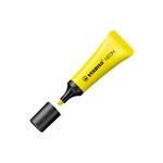 Marcador Fluorescente Stabilo Neon color Amarillo