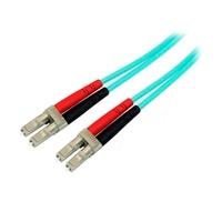 StarTech Fibra Óptica multimodo OM4 Dúplex LC-LC 3m - Cable