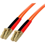 Startech Fibra optica Duplex multimodo 50/125 LC – Cable