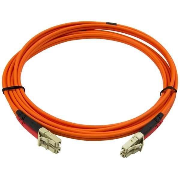 Startech Fibra optica Duplex multimodo 50125 LC 2M  Cable