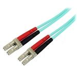 StarTech Fibra Óptica multimodo OM3 Dúplex LC-LC 2m - Cable