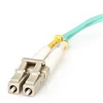 StarTech Fibra Óptica multimodo OM3 Dúplex LC-LC 5m - Cable