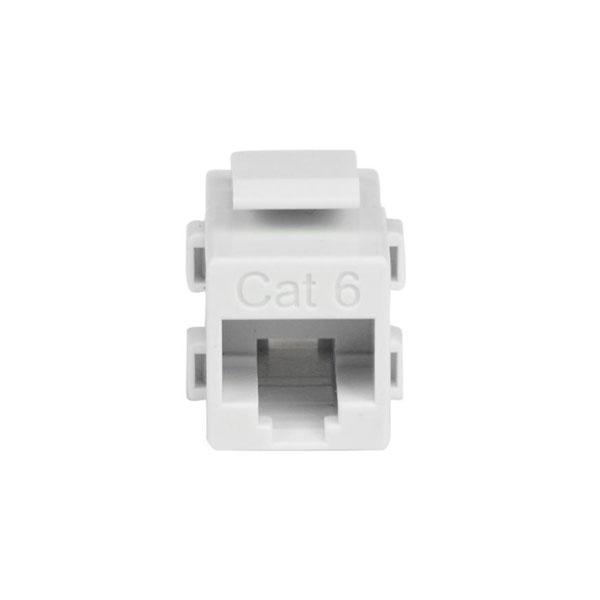 ACOPLADOR KEYSTONE DE CABLE    CABL ETHERNET CAT6 RJ45 HEMB