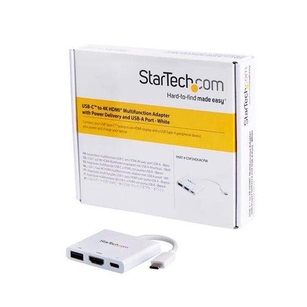 USB TYPE-C TO HDMI ADAPTER     ACCS PD & USB PORT -USB-C 4K