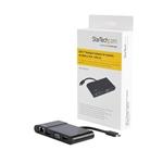 Startech USB C a  HDMI o VGA 4K USB 3.0 – Adaptador