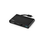 StarTechcom Dock Station USBC 4K HDMI VGA  Dock