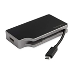StarTechcom Dock Station USBC HDMI VGA  Dock