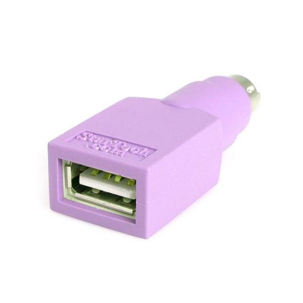 StarTechcom Adaptador Teclado USB a PS2   Adaptador