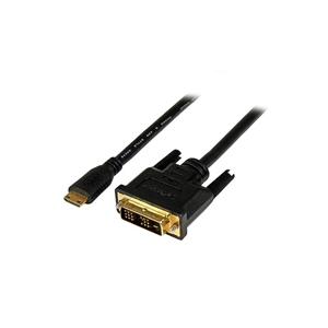 StarTech Mini HDMI to DVID 2m  Cable