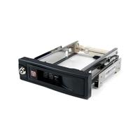 Startech HSB100SATBK - Rack frontal para disco SATA Hot Swap