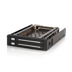 StarTech.com Backplane 2 Discos Duros HDD SATA - Accesorio