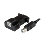 StarTechcom USB to RS232 DB9 Serial Adapter with Detachable