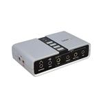 StarTechcom T Sonido 71 USB Externa  Tarjeta de sonido