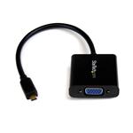 StarTech.com Adaptador Conversor Micro HDMI a VGA para Smart