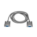 StarTechcom Cable 18m Serie Módem  Cable de video y audio