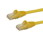 Startech latiguillo 1 M amarillo CAT6 UTP - Cable de red
