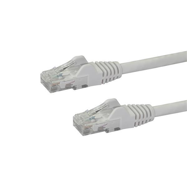 Startech latiguillo 05 M blanco CAT6 UTP  Cable de red