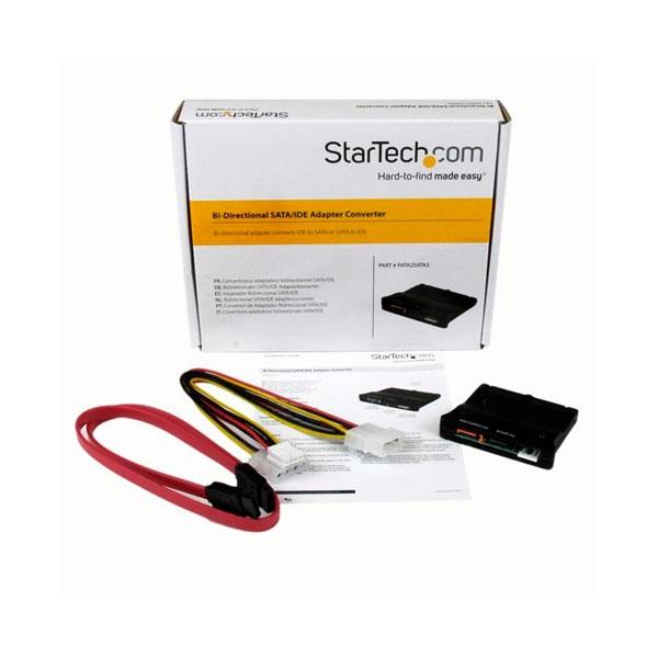 StarTech.com Conversor Adaptador IDE ATA a SATA Bidirecciona