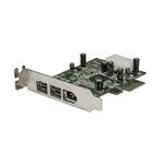 Startech PCi-E 2 FW 800 1 FW 400 - Adaptador
