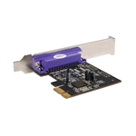 StarTech PCIe Paralelo - Controladora