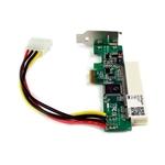 StarTechcom Tarjeta Adaptador PCI Express PCIe PCIe a PCI