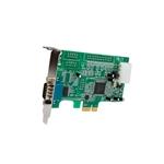 TARJETA PCI EXPRESS  1 PUERTO  CTLR SERIE RS232 DB9 PERFIL B
