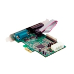 StarTech PCI-e de 2 Puertos Serie 1 paralelo - Adaptador