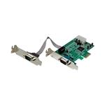 Tarjeta Adaptadora PCI Express de 2 Puertos Serie