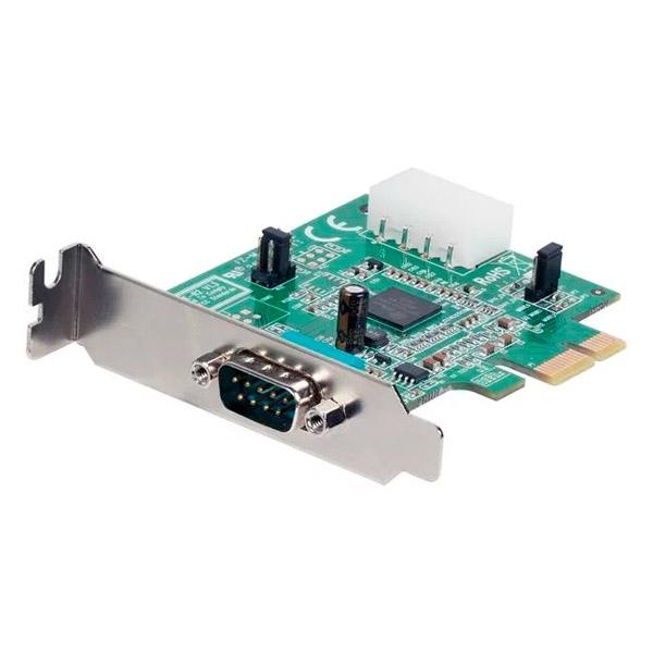 Startech controladora PCIE a serie RS232 Adaptador