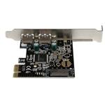 Startech PCIE USB 30 X 2  Adaptador