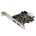 Startech PCi-E 2 USB 3.0 - Adaptador