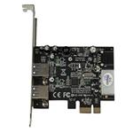Startech PCiE 2 USB 30  Adaptador