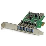 StarTechcom PCIE 7 puertos USB 30  Adaptador