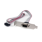 StarTechcom Adaptador de 04m Header Cabezal Bracket Serie