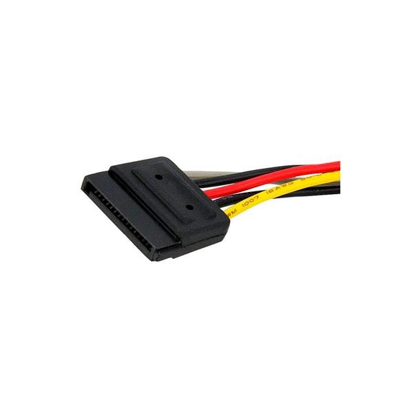 StarTech Divisor  Alimentación SATA de 15cm - Cable