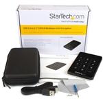 """Startech USB 3.0 encriptada para HDD 2.5"""" SATA - Carcasa HDD"""